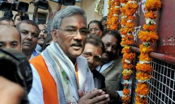 U'Khand CM Trivendra Singh Rawat draws flak from Congress for not visiting bus mishap site
