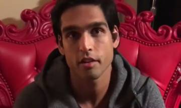Siddharth Mallya thanks fans in a video for supporting Mallyas in tough times
