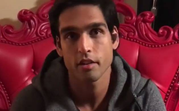 Siddharth Mallya thanks fans in a video for support in toughest times (Screengrab from Siddharth Mallya's Facebook)