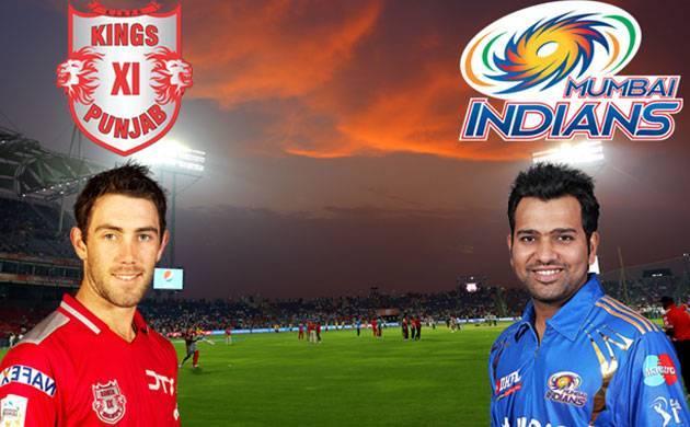 IPL 2017 | KXIP vs MI Live Score: Misfiring Kings XI Punjab face consistent Mumbai Indians test at Holkar stadium