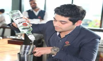 Delhi-based mixologist Vikram KU wins North American Whiskey Cocktail Championship