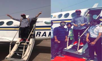 Diljit Dosanjh receives 'cute' reactions from his fans for his new private jet