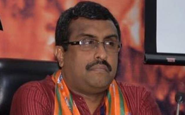 Ram Madhav comment aimed at legitimising a heinous crime: PDP Minister