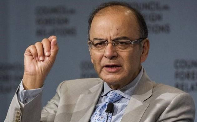 Union Finance Minister Arun Jaitley (File Photo)