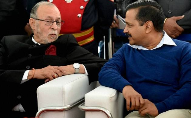 Governor Baijal fires one bullet at me every day: Delhi CM Kejriwal