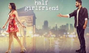 Arjun-Shraddha-starrer 'Half Girlfriend' shall hit 2500 screens across India