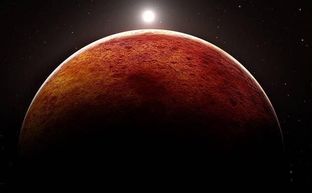 Video | Proof of life on Mars: Alien-hunters spot tree stump on red surface (file photo)
