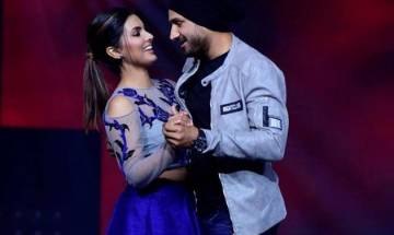 Nach Baliye 8: Harbhajan Singh and Geeta Basra set the stage on fire with their sparkling chemistry(see pic)