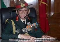 Need to work in collaborative manner for maintaining combat effectiveness of the Army: General Bipin Rawat