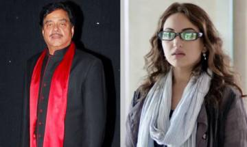 'Noor': Daddy Shatrughan Sinha is PROUD of Sonakshi's performance, gives full marks