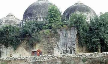 Sadhu entered Ayodhya complex with 'trishul', allege Muslim leaders