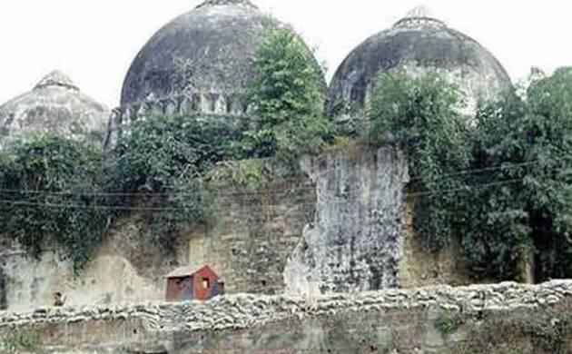 Sadhu entered Ayodhya complex with 'trishul', allege Muslim leaders (Photo: PTI)