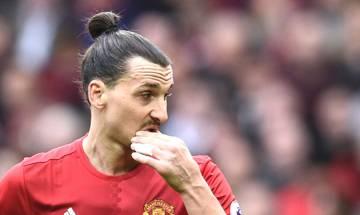 Ibrahimovic suffers knee injury in Europa League clash