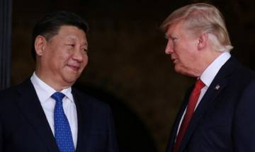 In phone call with Trump, Xi Jinping urged