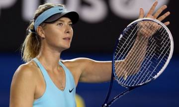 Sharapova to rediscover glory, returns after a 15-month doping ban