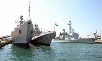 India, France kick off joint naval exercise at Mediterranean Sea