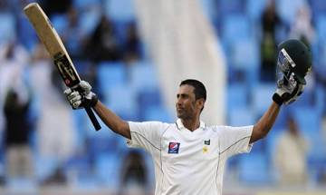 Younis Khan scripts history, becomes first Pakistani cricketer to score 10,000 runs
