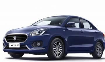 Maruti to launch 3rd-gen Dzire, seeks to revive compact sedan segment