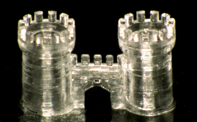 3D printing using glass (Source: PTI)