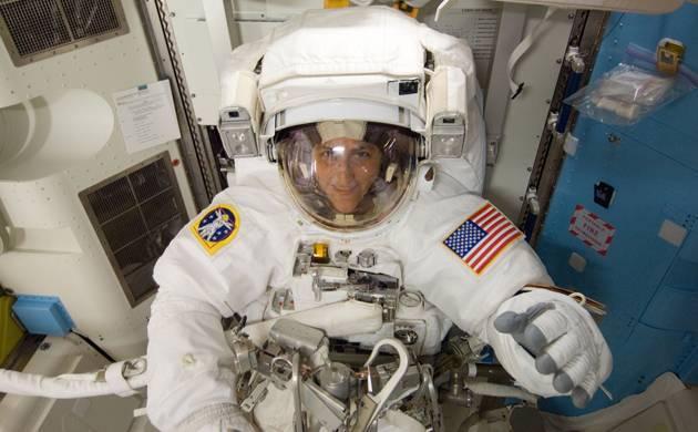 NASA astronaut Peggy Whitson - File Photo
