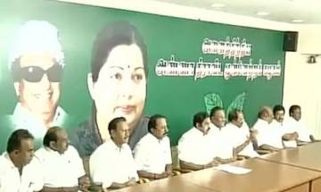 AIADMK factions heading towards merger, Panneerselvam says 'good ambience' evolving for positive talks