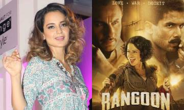 Kangana Ranaut on 'Rangoon' failure: It was targeted at me
