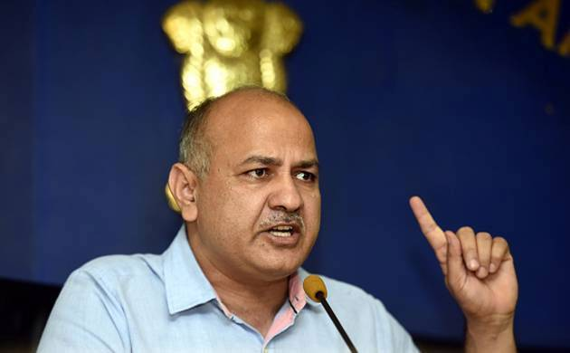 Manish Sisodia (File photo)