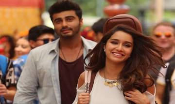 'Half Girlfriend' song 'Thodi Der': When Shradhdha showers her unconditional love to on-screen beau Arjun