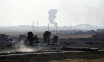 Syria: Massive explosion hit near the Damascus International Airport