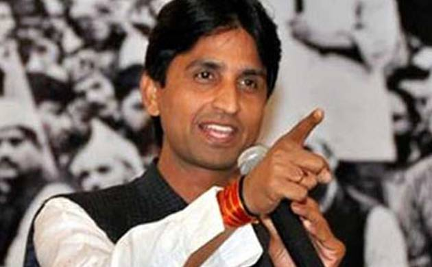 AAP leader Kumar Vishwas (File photo)