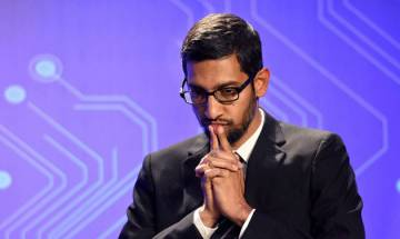 Google CEO Sundar Pichai receives US $200 million salary, double than last year