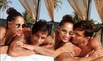 Bipasha Basu-Karan Singh Grover celebrates first wedding anniversary in their 'favourite place' (see pics)