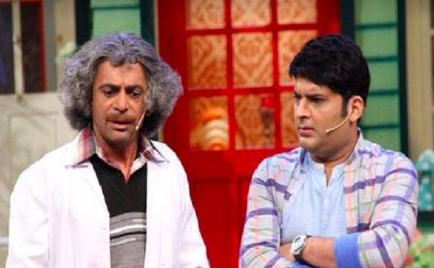 The Kapil Sharma Show: See how Sunil Grover reacts when