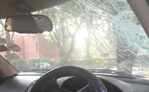 JNU professor alleges his car, home attacked for condoling Kupwara, Sukma deaths; JNUSU denies claim