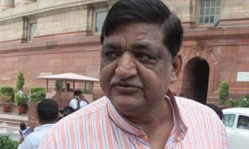 Mehbooba's govt hand in gloves with terrorists, says Samajwadi Party MP Naresh Agarwal