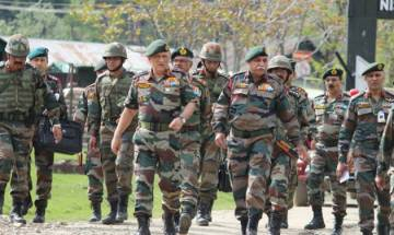 General Bipin Rawat visits frontier areas in north Kashmir; interacts with troops deployed along LoC