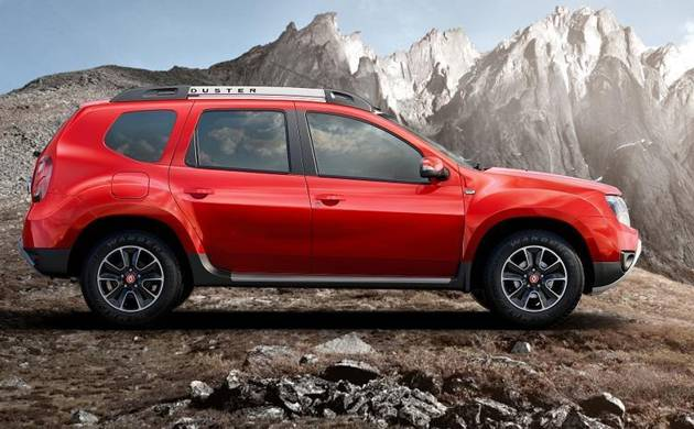 Renault Duster petrol with CVT launched