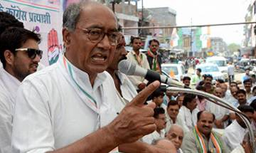 Presidential poll: Digvijaya Singh cautions opposition parties against a 'Modi vs all' situation