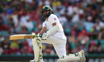Azhar Ali's thirteen ton, Misbah-ul-Haq' 99 guides Pakistan to imposing 393 total against West Indies in Bridgetown Test