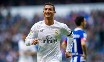 UEFA Champions League: Cristiano Ronaldo's hat-trick helps Real Madrid trounce Atletico Madrid 3-0 in first-leg semis