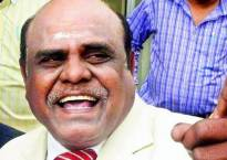 Justice C S Karnan refuses to undergo a medical check up, says he is 'quite normal and has a stable mind'