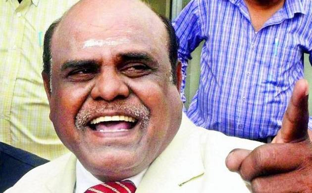 Justice C S Karnan of the Calcutta High Court (Source: PTI)