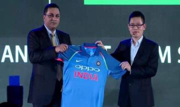 BCCI launches new Team India jersey with official sponsor logo