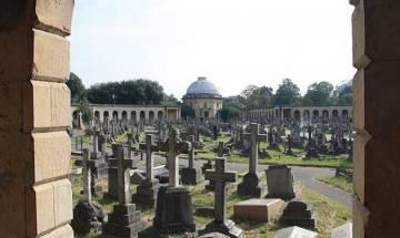 UK millennials more open to the idea of attending funerals 'online'!