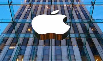 Apple eyes India even as global sales dip