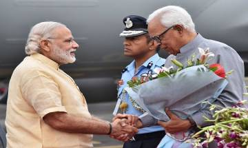 J&K Governor NN Vohra meets PM Narendra Modi to discuss about Kashmir's security