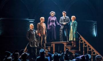 'Harry Potter and the Cursed Child' confirms a Broadway debut by April 2018