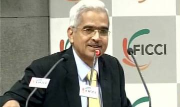 Indian economy to clock 8 per cent growth in FY 2018 with GST taking full effect: Shaktikanta Das