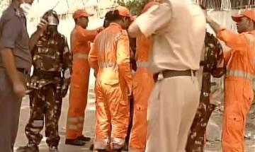 As it happened: Gas leak in Delhi's Tughlakabad, many girl students taken ill