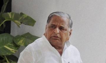 Mulayam Singh Yadav says he had no idea about Shivpal's Samajwadi Secular Morcha plans